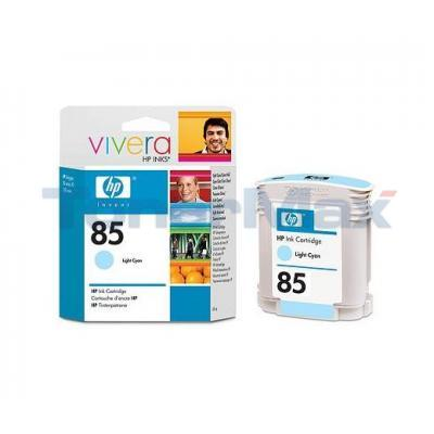 HP NO 85 INK CTG LT CYAN 69ML